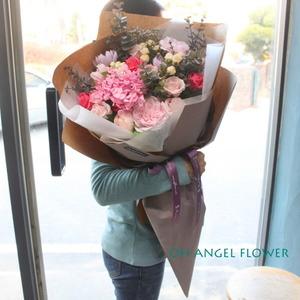 프리저브드 & 비누꽃 대형꽃다발1 (대전만 가능)