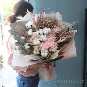 프리저브드플라워 꽃다발 (대전만 가능)